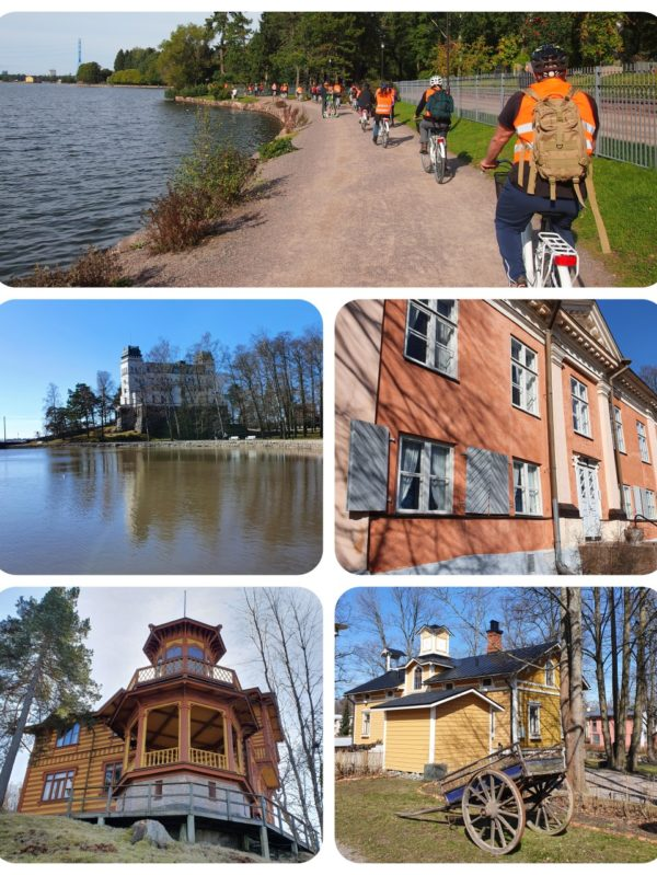 Itä-Helsingin kauniit kartanot